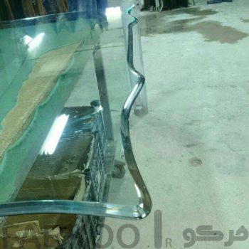 شیشه رومیزی لول