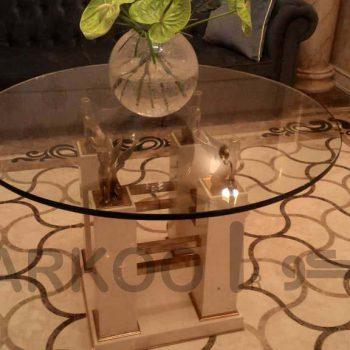 شیشه رومیزی جلومبلی زیبا