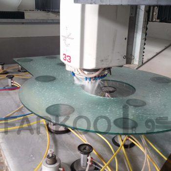تولید شیشه دستگاه