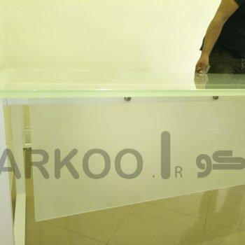 شیشه خم فرکو